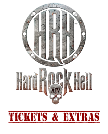 HRH 14 Tickets & Extras